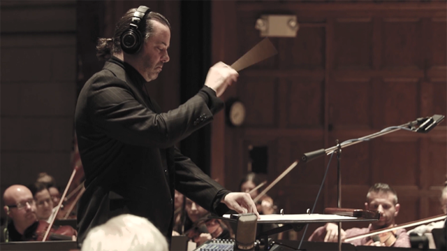 Todd Maki and the Youngstown Scoring Stage Orchestra - River Film