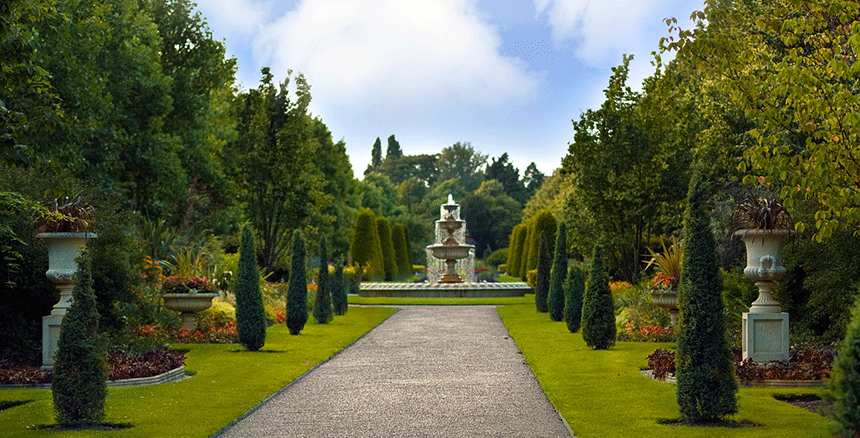 London Film Locations - Regents Park