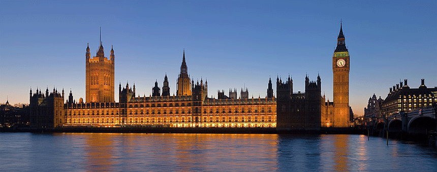 Best London Film Locations - Westminster