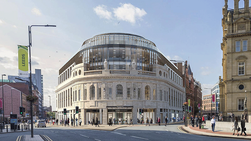 The Majestic is Channel 4's new headquarters